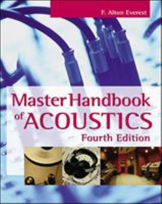 Master Handbook of Acoustics 9780071360975