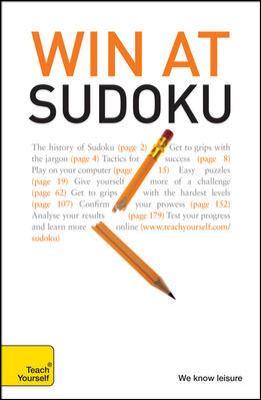 Master Sudoku 9780071700320
