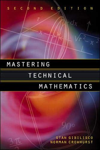 Mastering Technical Mathematics 9780070248281