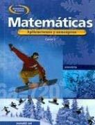 Matematicas Curso 2: Aplicaciones y Conceptos 9780078607882