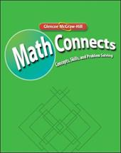 Math Connects, Course 3: Word Problem Practice Workbook