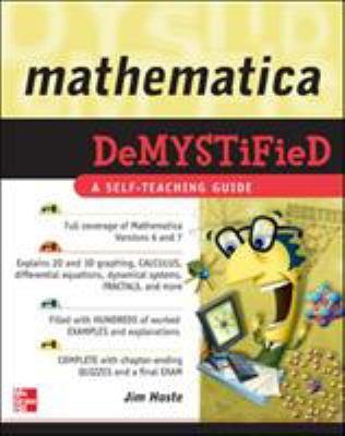 Mathematica Demystified 9780071591447