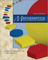 Mathematics for Elementary Teachers: An Activity Approach with Manipulative Kit 268346
