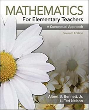 Mathematics for Elementary Teachers: A Conceptual Approach 9780073224626