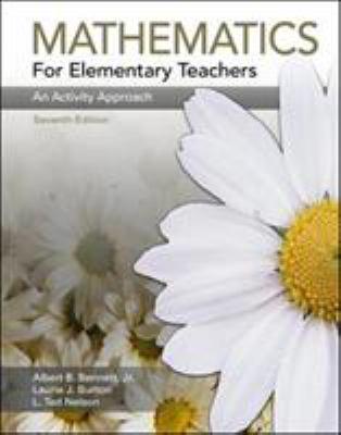 Mathematics for Elementary Teachers: An Activity Approach 9780073298566