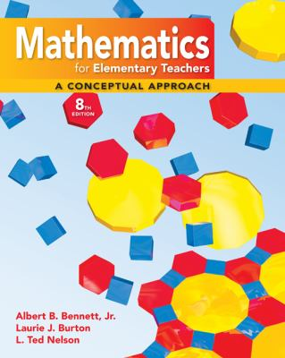 Mathematics for Elementary Teachers: A Conceptual Approach 9780073519456