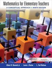 Mathematics for Elementary Teachers/Mathematics for Elementary Teachers: Manipulative Kit 13011690