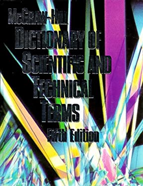McGraw-Hill Dictionary of Scientific and Technical Terms 9780070423336