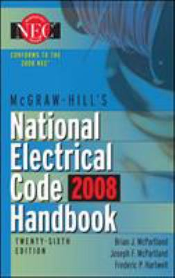 McGraw-Hill National Electrical Code Handbook 9780071546522