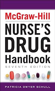 McGraw-Hill Nurses Drug Handbook, Seventh Edition 9780071799423