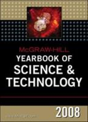 McGraw-Hill Yearbook of Science & Technology 9780071548342