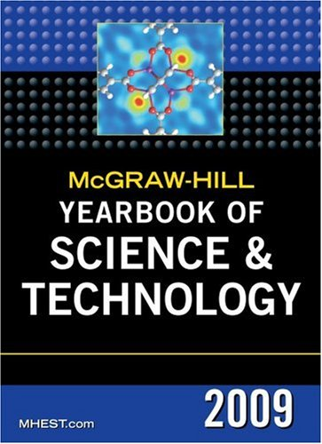 McGraw-Hill Yearbook of Science and Technology 9780071605625