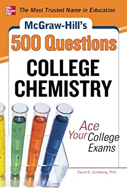 McGraw-Hill's 500 College Chemistry Questions: Ace Your College Exams 9780071797009