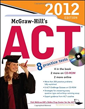 McGraw-Hill's ACT [With CDROM] 9780071763578