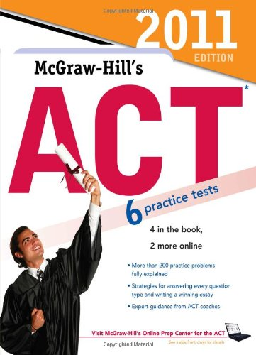 McGraw-Hill's ACT 9780071740890