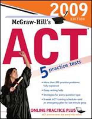 McGraw-Hill's ACT 9780071588232
