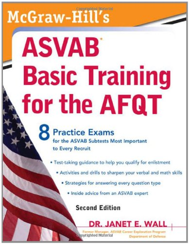 McGraw-Hill's ASVAB Basic Training for the AFQT 9780071632829