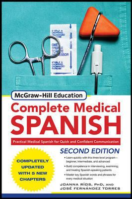 McGraw-Hill's Complete Medical Spanish 9780071664295