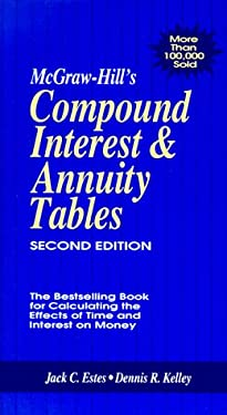 McGraw-Hill's Compound Interest & Annuity Tables 9780070196865