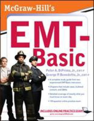 McGraw-Hill's EMT-Basic 9780071496797