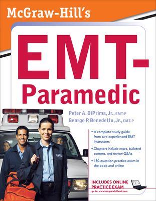 McGraw-Hill's EMT-Paramedic 9780071496803