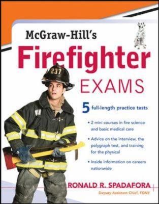 McGraw-Hill's Firefighter Exams 9780071477697
