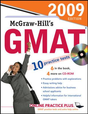 McGraw-Hill's GMAT: Graduate Management Admission Test [With CDROM] 9780071598446