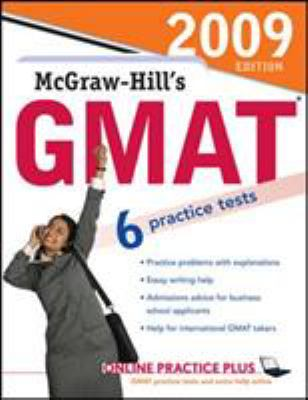 McGraw-Hill's GMAT: Graduate Management Admission Test 9780071583329