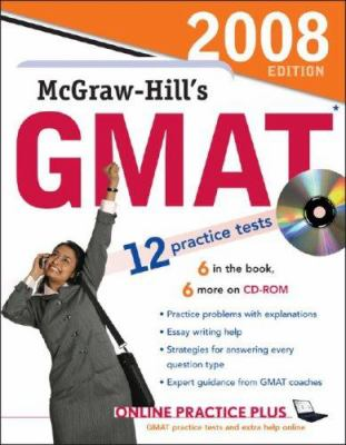 McGraw-Hill's GMAT [With CDROM] 9780071493833