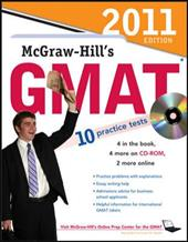 McGraw-Hill's GMAT [With CDROM]