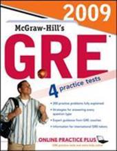 McGraw-Hill's GRE: Graduate Record Examination General Test