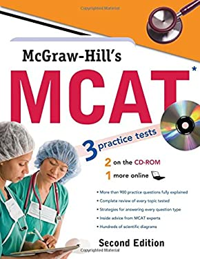 McGraw-Hill's MCAT: Medical College Admission Test [With CDROM] 9780071633093