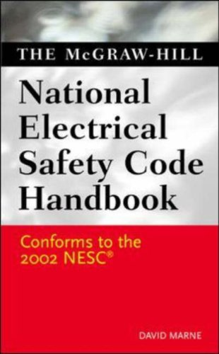 McGraw-Hill's National Electrical Safety Code Handbook 9780071362122