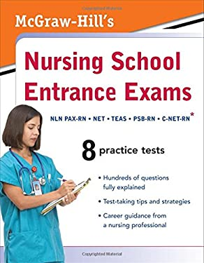 McGraw-Hill's Nursing School Entrance Exams 9780071599375
