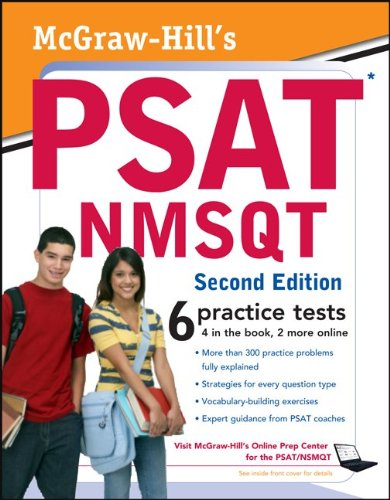 McGraw-Hill's PSAT/NMSQT