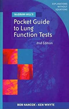 McGraw-Hill's Pocket Guide to Lung Function Tests 9780074715963