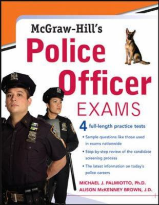 McGraw-Hill's Police Officer Exams 9780071469807
