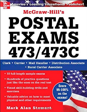 McGraw-Hill's Postal Exams 473/473C 9780071475099