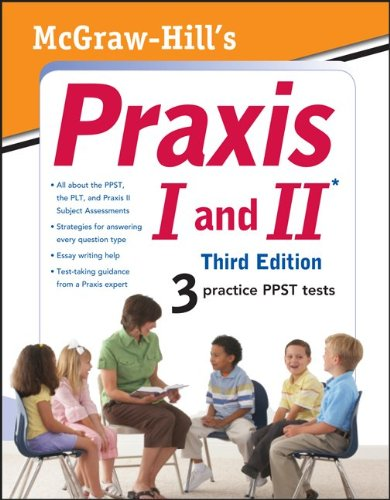 McGraw-Hill's Praxis I and II 9780071716680