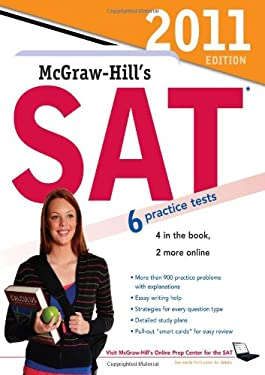 McGraw-Hill's SAT [With Pull-Out Smart Cards] 9780071740944