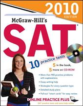 McGraw-Hill's SAT [With CDROM] 259892