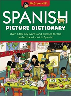 McGraw-Hill's Spanish Picture Dictionary 9780071428125
