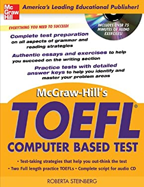 McGraw-Hill's TOEFL CBT with Audio CD [With CD] 9780071451949