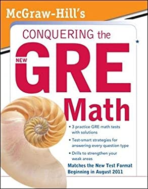 McGraw-Hill's Conquering the New GRE Math 9780071495950