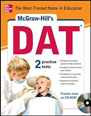 McGraw-Hill's DAT [With CDROM] 9780071787970