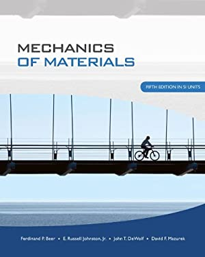 Mechanics of Materials 9780071284226