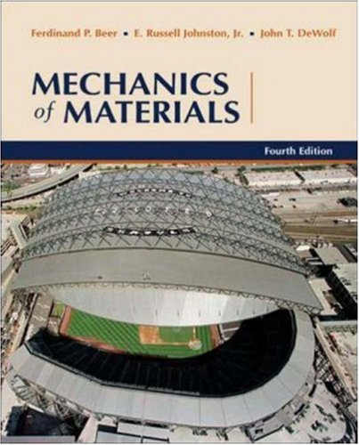 Mechanics of Materials 9780073107950