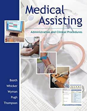 Medical Assisting: Administrative and Clinical Procedures [With 2 CDROMs] 9780077243265