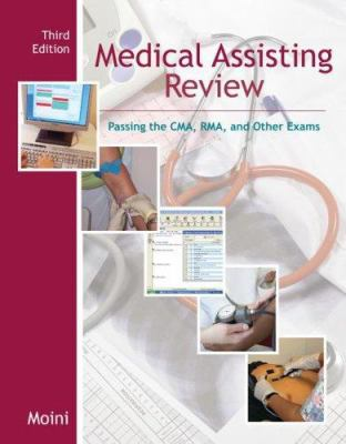 Medical Assisting Review: Passing the CMA, Rma, & Other Exams W/Student CD-ROM [With CDROM] 9780073309798