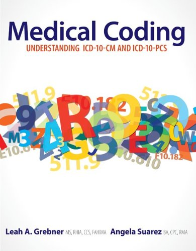 Medical Coding: Understanding ICD-10-CM and ICD-10-PCS 9780073402215